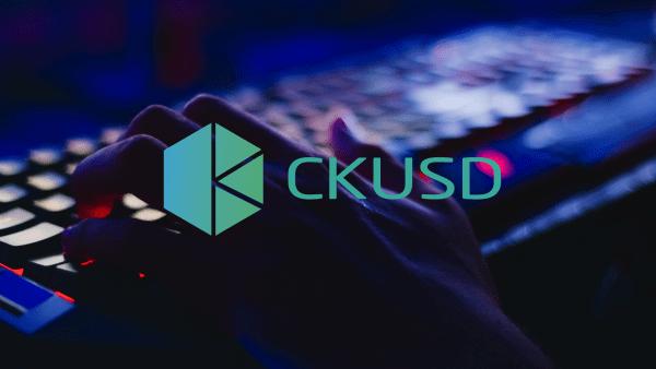 CoinBank's Stable Digital Asset CK.USD Runs on the New Open Source Blockchain 1