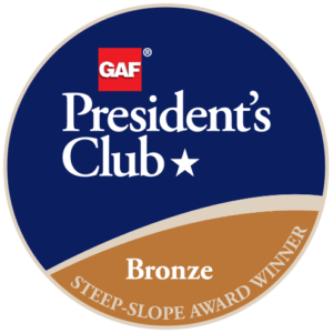 G. Fedale Roofing & Siding (North Wales) Receives GAF's Prestigious 2018 President's Club Award 1