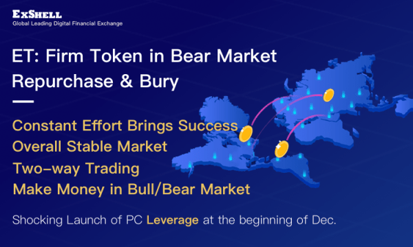 Using Leverage to Move the Bear Market, ExShell 3 Times Margin Trading Becoming Popular 15