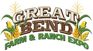 The 8th Annual Great Bend Farm & Ranch Expo – April 10th, 11th & 12th, 2019 1