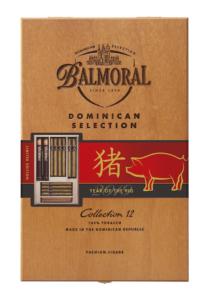 Balmoral Cigars Year of the Pig Edition 4