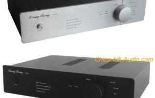 Stock of China-Hifi-Audio Updated Again with New Xiangsheng Preamp and DAC Products 3