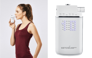 "Sentech Launches New Type of Portable Fat Burning Monitor ""KETOSCAN Mini"" 2"