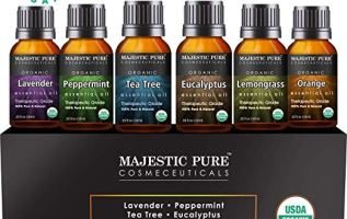 Majestic Pure Launches A 6-in-1 Unique Set of Aromatherapy Essential Oils on Amazon 1