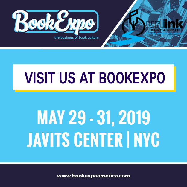 Jule Gaige Takes Her Literary Pieces At BookExpo America 2019! 1