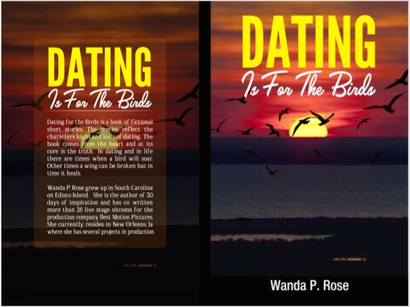 Wanda P. Rose's Newly Released book, Dating is for the Birds Now Available on Amazon 9