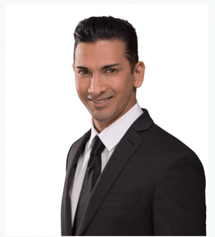 Dr. Dass – introducing the new hot Board-Certified Plastic Surgeon 2