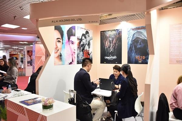Thailand Announces Success at the Marche Du Film 2019 in Cannes 2