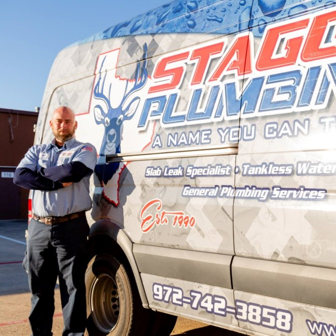Staggs Plumbing Celebrates 29 Years in North Dallas 1