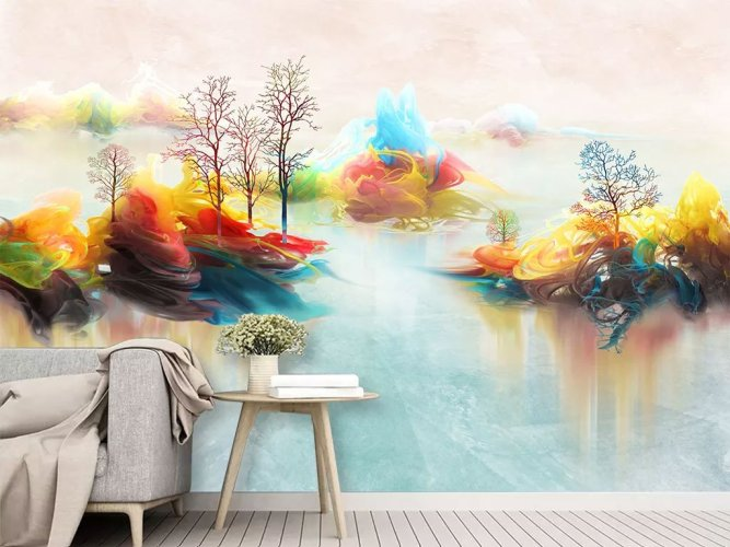 Custom Wallpaper Printing Company Invites Customers For Designing Their Own Photo Wallpaper Online 1