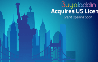 Buyaladdin Acquires US License, Grand Opening Soon 2