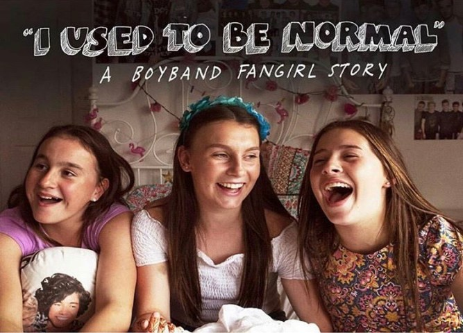 FOUR WOMEN, ONE UNDYING LOVE FOR BOY BANDS – 'I USED TO BE NORMAL: A BOYBAND FANGIRL STORY' – NOW AVAILABLE ON DIGITAL PLATFORMS 1