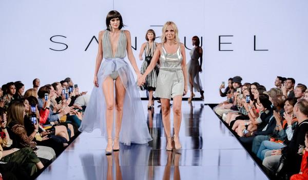 New York Fashion Week Debut of Designer Sanguel Katak 6