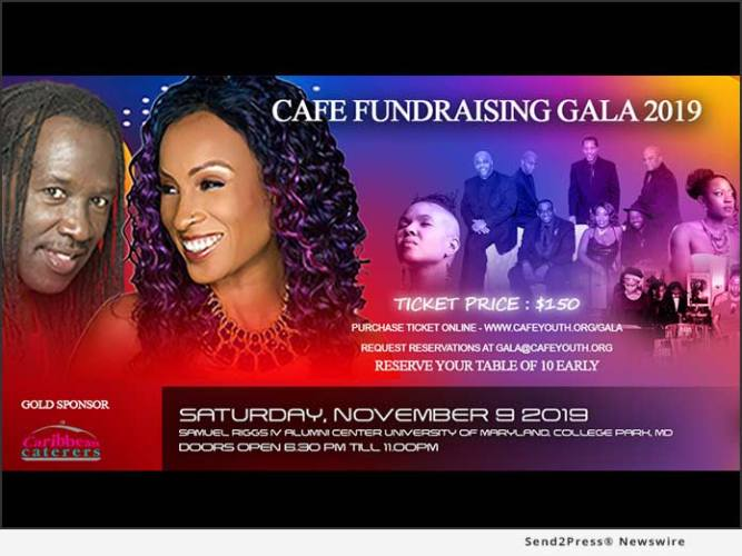 Cultural Academy for Excellence (CAFE) Announces Upcoming CAFE 2019 Fundraising Gala 2