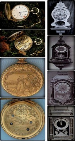 The Family of Jeanjaquet and the Best Neuchatel Clock 2