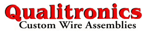 Qualitronics red 200x30