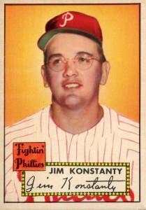 1952 Jim Konstanty