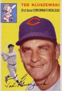 1954 Ted Kluszewski