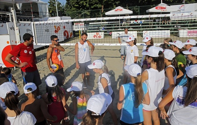 Vip Beach Masters 2016_Vip Beach Masters škola odbojke_fotografija 4