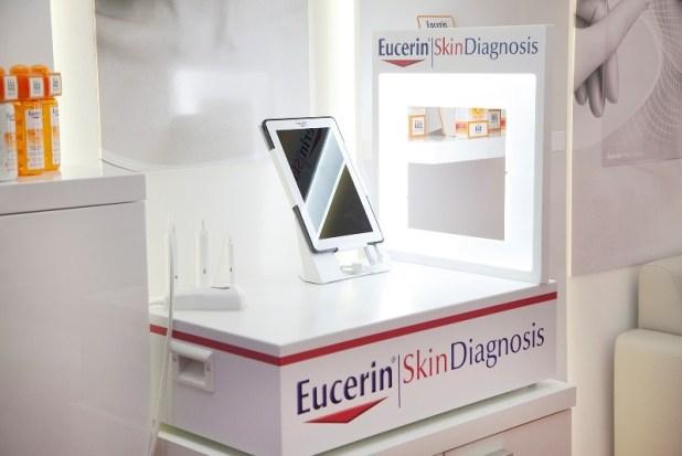 Eucerin Dermo centar- skener, tretman i preporuka