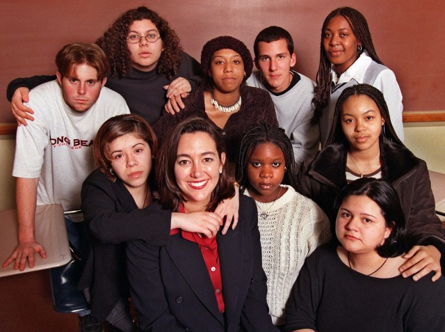 Long Beachs Freedom Writers 20 Years Later Where Are They