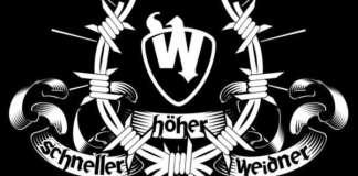 DER W - Schneller, Höher, Weidner Album Cover Stephan Weidner
