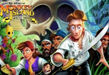 Monkey Island Artwork