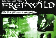 Frei-Wild - von nah bis fern -live 2016 cover