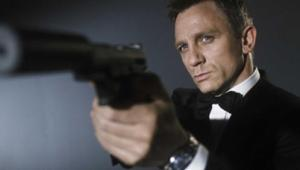 Daniel Craig spielt James Bond in Skyfall