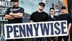 pennywise Bandfoto mit jim lindberg
