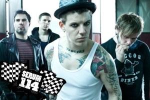 Serum 114 Rockband Esche im Interview mit Pressure Magazine