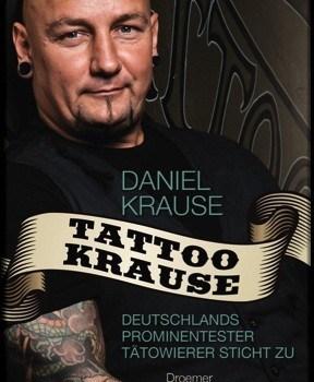 tattoo krause buch Droemer Knaur