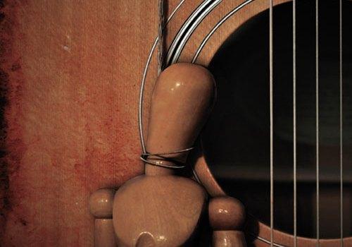"""Album Cover 7er Jungs """"string em up"""" Oi! Band"""