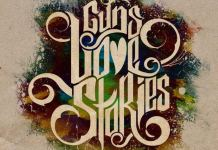 guns love stories a terrestrial journey cover