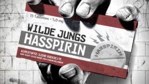 WildeJungs HasspirinAlbumCover