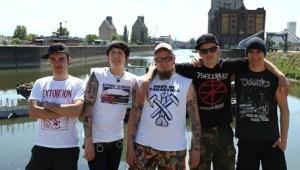MetteNenschen:DieHardcore BandimVideo interview