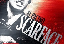 scarface al pacino bluray dvd cover