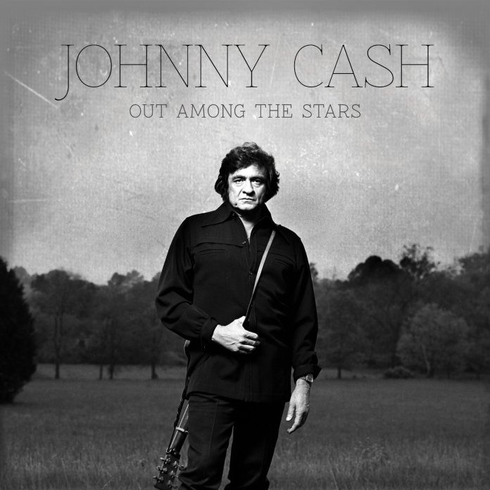 Album Cover: Johnny Cash - Out Among The Stars