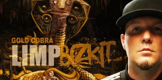 Limp Bizkit  Gold Cobra by Kolixx