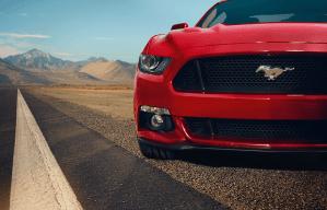 MustangConvertibleFrontVorserienmodell Copyright:FORDMOTORCOMPANY(Pressefreigabe)