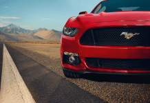 MustangConvertibleFrontVorserienmodell Copyright:FORDMOTORCOMPANY(Pressefreigabe)