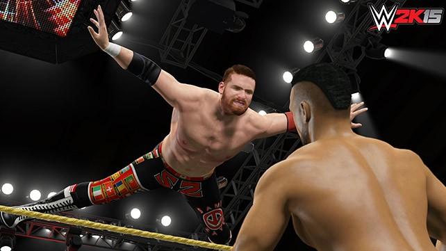 WWE 2K15 - Wrestling Game