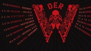 """DER W Album """"IV"""" Stephan Weidner 2016"""