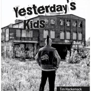Buchcover Tim Hackemack Yesterday's Kids