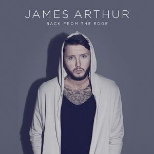 "James Arthur Album ""Back From The Edge"" bei Columbia / Sony Music erschienen."