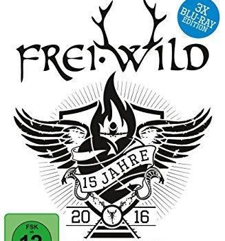 Frei.Wild DVD Mit Liebe, Stolz und Leidenschaft