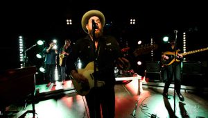 Nathaniel Rateliff & the Night Sweats Theaterfabrik München Foto credits: wearephotographers