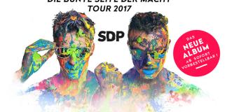 """SDP Am..erscheintdasneueAlbum""""DiebunteSeitederMacht"""""""