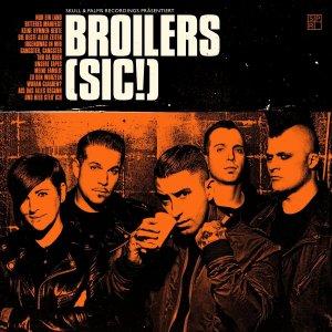 BROILERS SIC Albumcover 2017