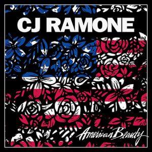 "CJ RAMONE - Albumcover ""American Beauty"" (Fat-Wreck, 2017)"
